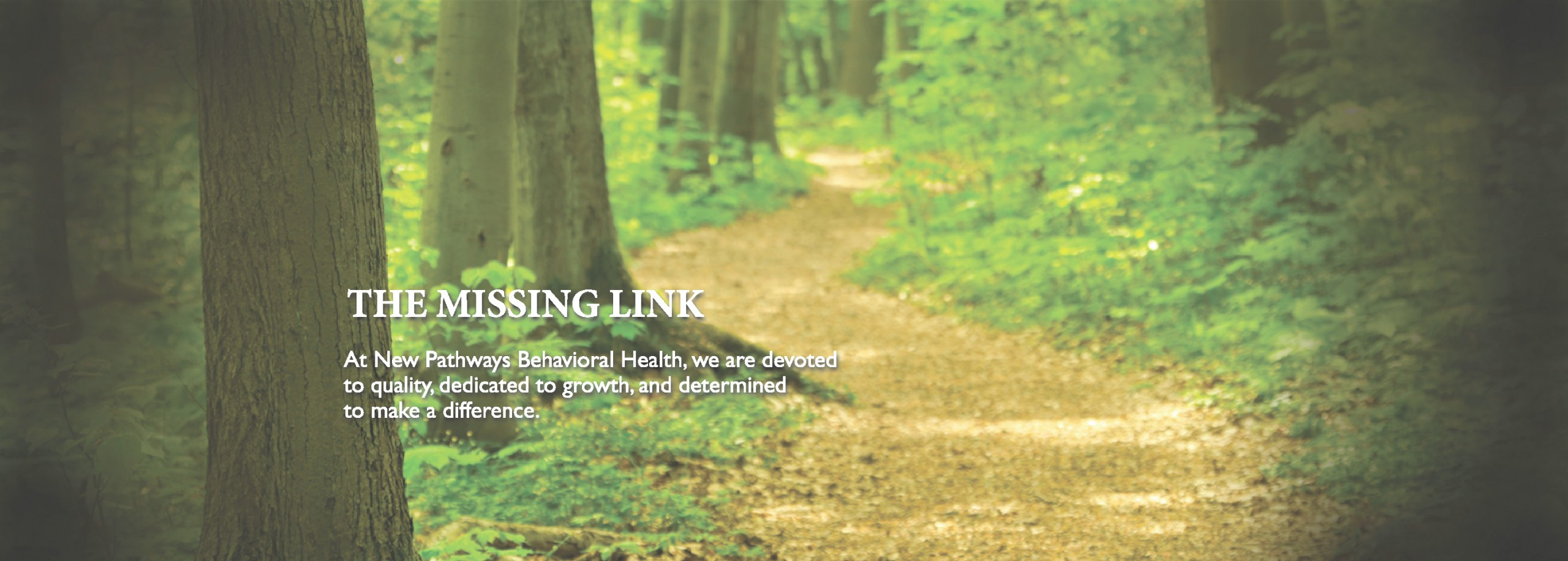 New Pathways Behavioral Health